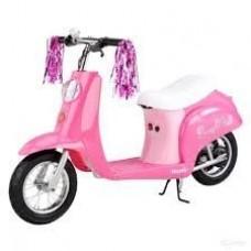 Электромотоцикл для девочек Pocket Mod Bella