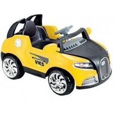 Автомобиль Weikesi 3-8 лет желтый (ZP5068-2)