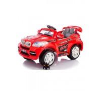 Электромобиль Jetem SWX 2-х моторный красный
