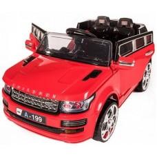 R-Toys Электромобиль RT Land Rover А199 красный