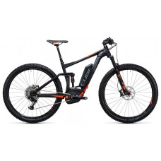 Двухподвесный велосипед cube stereo hybrid 120 hpa sl 500 29 (2017)