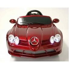 Akai Toys Детский электромобиль Mercedes-Benz SRL McLaren (Красный)