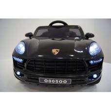 Porsche Macan O005OO VIP с дистанционным управлением. Черный