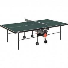 Стол для настольного тенниса Tibhar 1200 (зелёный)