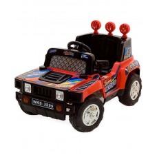 Электромобиль Kids cars Hummer красный