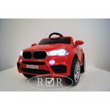BMW O006OO VIP с дистанционным управлением. Красный