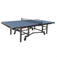 Теннисный стол профессиональный Stiga Premium Compact W, ITTF (синий)