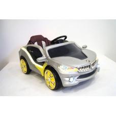 BMW O002OO VIP с дистанционным управлением. Серебристый