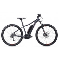 Электровелосипед cube access wls hybrid pro 27.5 (2015)