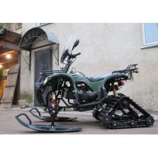 Снегоход Квадроцикл Apache Track 200cc