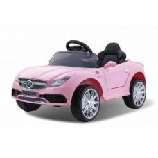 Mercedes O333OO с дистанционным управлением розовый
