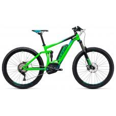 Двухподвесный велосипед cube stereo hybrid 140 hpa pro 500 27.5 (2017)