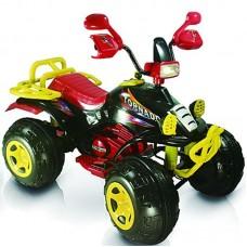 TCV Детский квадроцикл TCV-636 TORNADO II CARBON
