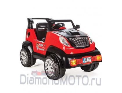 Электромобиль Pilsan BLACK THUNDER 12V