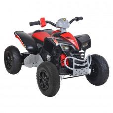 Электроквадроцикл 12V/10Ah*2 черный