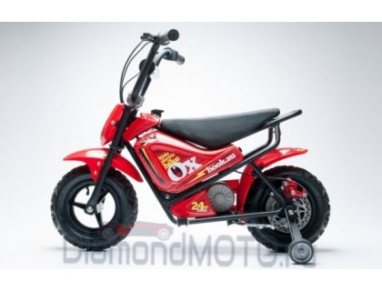 Детский электромотоцикл HOOK OX 24V