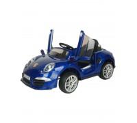 Электромобиль Rivertoys Porsche E911KX синий