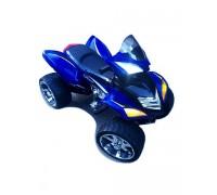 Электроквадроцикл Е005КХ синий Rivertoys