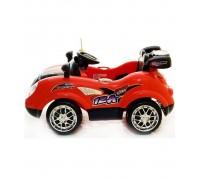 Электромобиль Kids Cars Bugatti красный