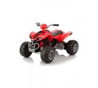 Электромобиль-квадроцикл Jetem Scat 2-х моторный красный