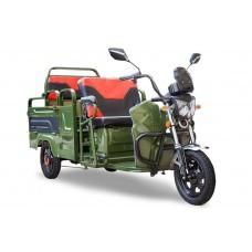 Грузопассажирский трицикл Rutrike Вояж-П 1200 60V900W