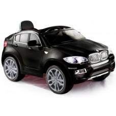 Электромобиль Weikesi BMW X6 3-8 лет (JJ258 black)