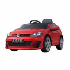 Huada Электромобиль Volkswagen Golf GTI Painted Red HD-FJ528