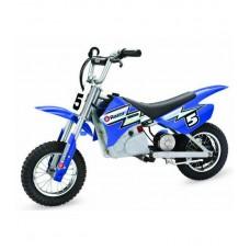 Кроссовый электробайк Razor MX 350 синий