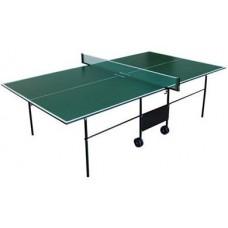 Всепогодный теннисный стол Torrent Olimp Outdoor Green, с сеткой