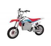 Razor Электромотоцикл SX500 (электро питбайк для подростков и взрослых) красно-белый