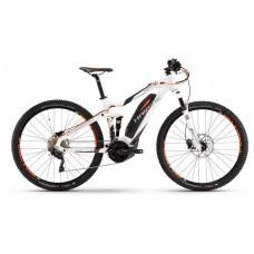 Двухподвесный велосипед haibike sduro fullnine 6.0 500wh 20-sp xt (2017)
