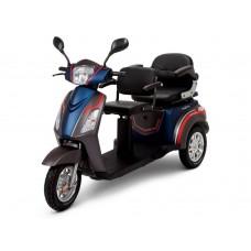 Электротрицикл Trike DUAL 650W 60V