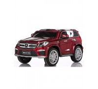 Электромобиль R-Toys Mercedes-Benz ML-63 AMG бордо