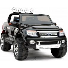 Детский электромобиль 12V Ford Ranger черный