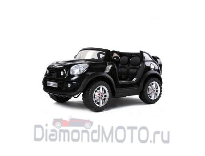 Электромобиль R-toys BMW Mini черный