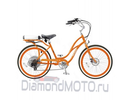 Электровелосипед PEDEGO COMFORT CRUISER STEP-THRU 2013
