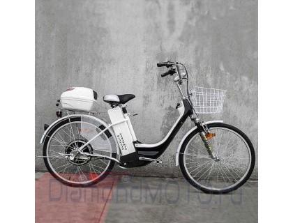 Электровелосипед E-motions «Dacha 350W Li»
