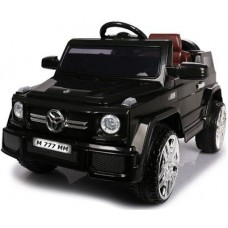 Joy Automatic BJ777 Детский электромобиль-джип Mercedes G с пультом - белый