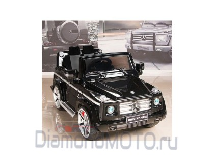 Электромобиль R-Toys Mercedes-Benz DMD-G55 AMG New Version black