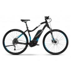 Электровелосипед Haibike (2018) SDURO Cross 5.0 women 500Wh 9s Alivio