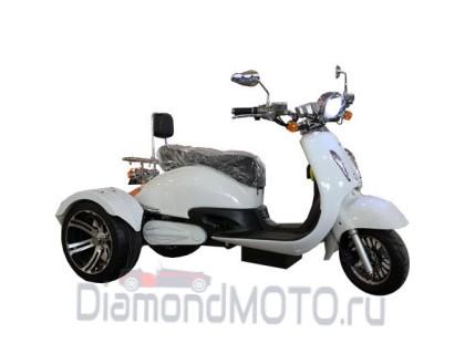 Электромотоцикл Mytoy Retro