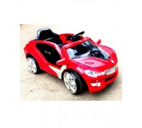 Электромобиль BMW O002OO красный Rivertoys