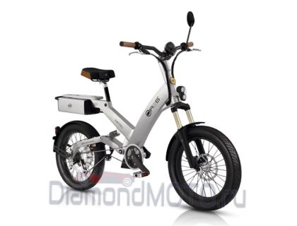 Электровелосипед A2B METRO New (c двумя батареями)