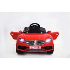 RiVer-AuTo Детский электромобиль Mercedes O333OO с дистанционным управлением, р.Красный