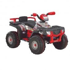 Детский электроквадроцикл Polaris Sportsman 850 silver 2014 Артикул: OD05180. Код товара: 481395.