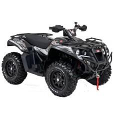 Квадроцикл Adly Luxury Atv600u