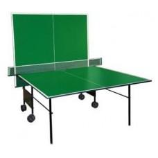 Всепогодный теннисный стол Torrent Olimp M Outdoor Green, с сеткой