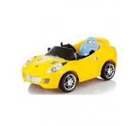 Электромобиль Jetem Boxter 12В 2-х моторный жёлтый