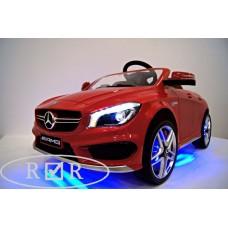 Mercedes-Benz CLA45 A777AA (ЛИЦЕНЗИОННАЯ МОДЕЛЬ) с дистанционным управлением красный