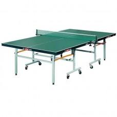 Теннисный стол тренировочный DHS T2023 (зелёный)